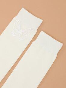 Butterfly Decor Socks