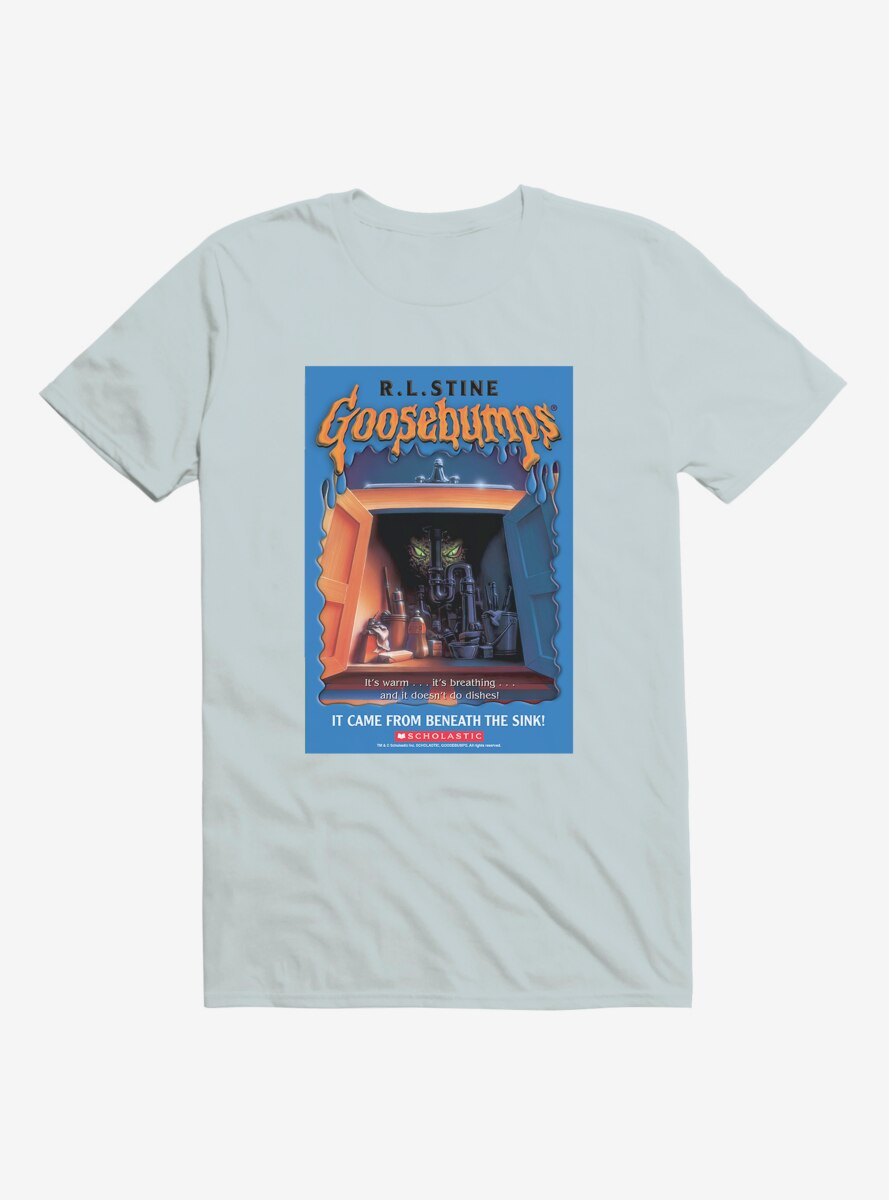 Goosebumps It Came From Beneath The Sink Cover T-Shirt