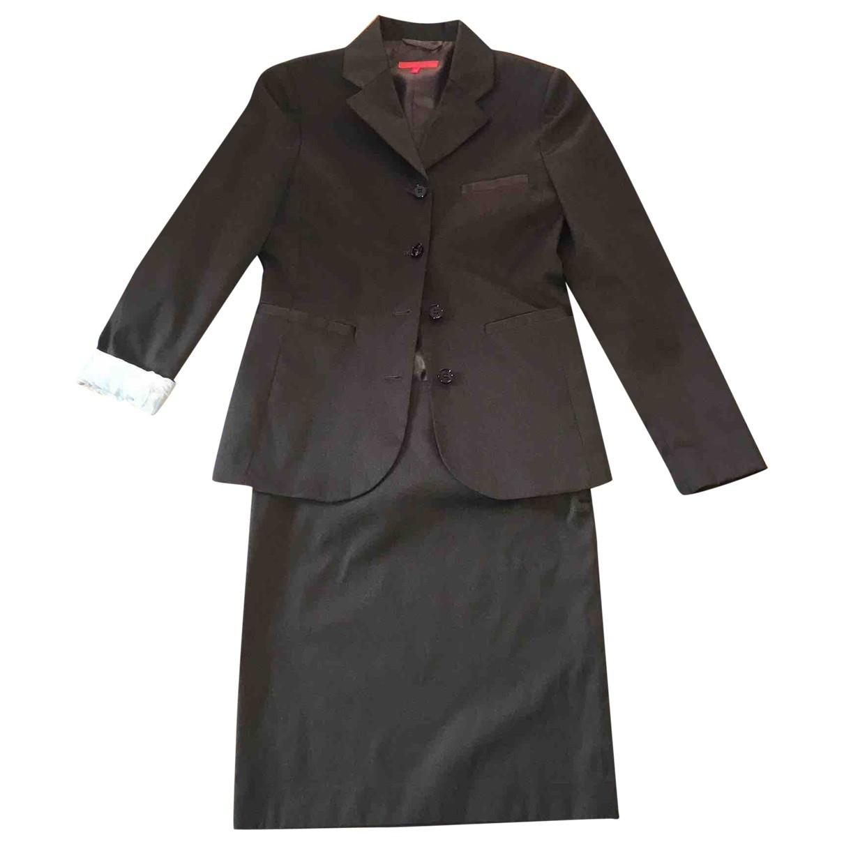 - Robe   pour femme - marron