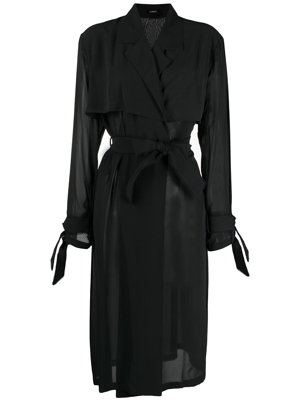 Good Vibrations Silk Nightgown