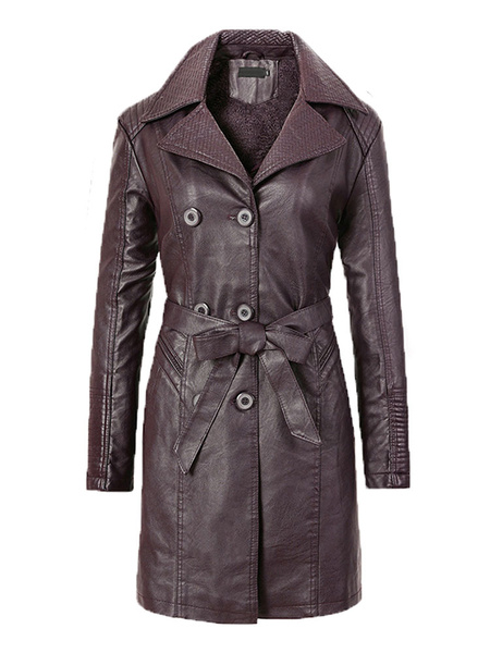 Milanoo Women\\'s Jackets Turndown Collar Front Button Casual Buttons Street Wear Black Jacket For Women