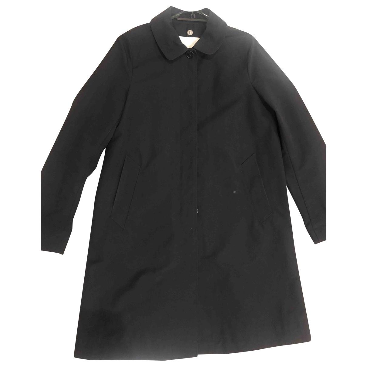 Arket - Manteau   pour femme en coton - marine