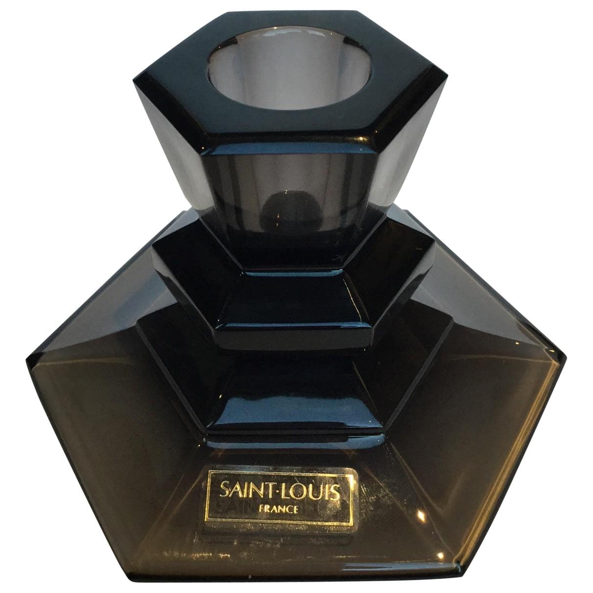 Saint-louis - Objets & Deco   pour lifestyle en cristal - noir