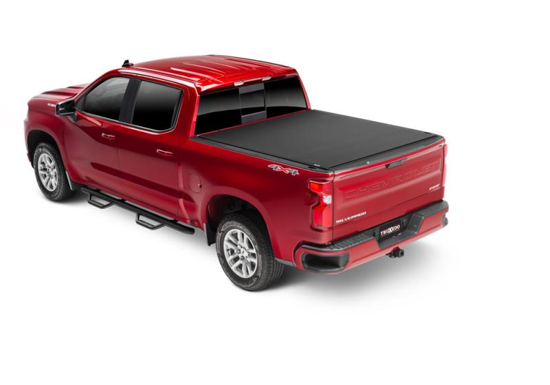 Truxedo 1572416 Sentry CT - 19 (New Body Style)-20 Silv/Sierra (w/out CarbonPro Bed) 5'9