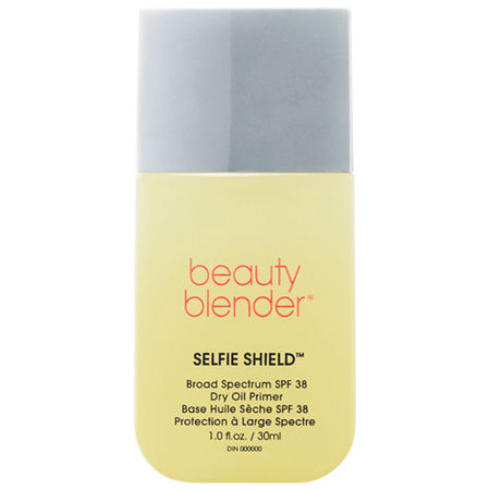 beautyblender Selfie Shield Broad Spectrum SPF 38 Dry Oil Primer, One Size , Multiple Colors