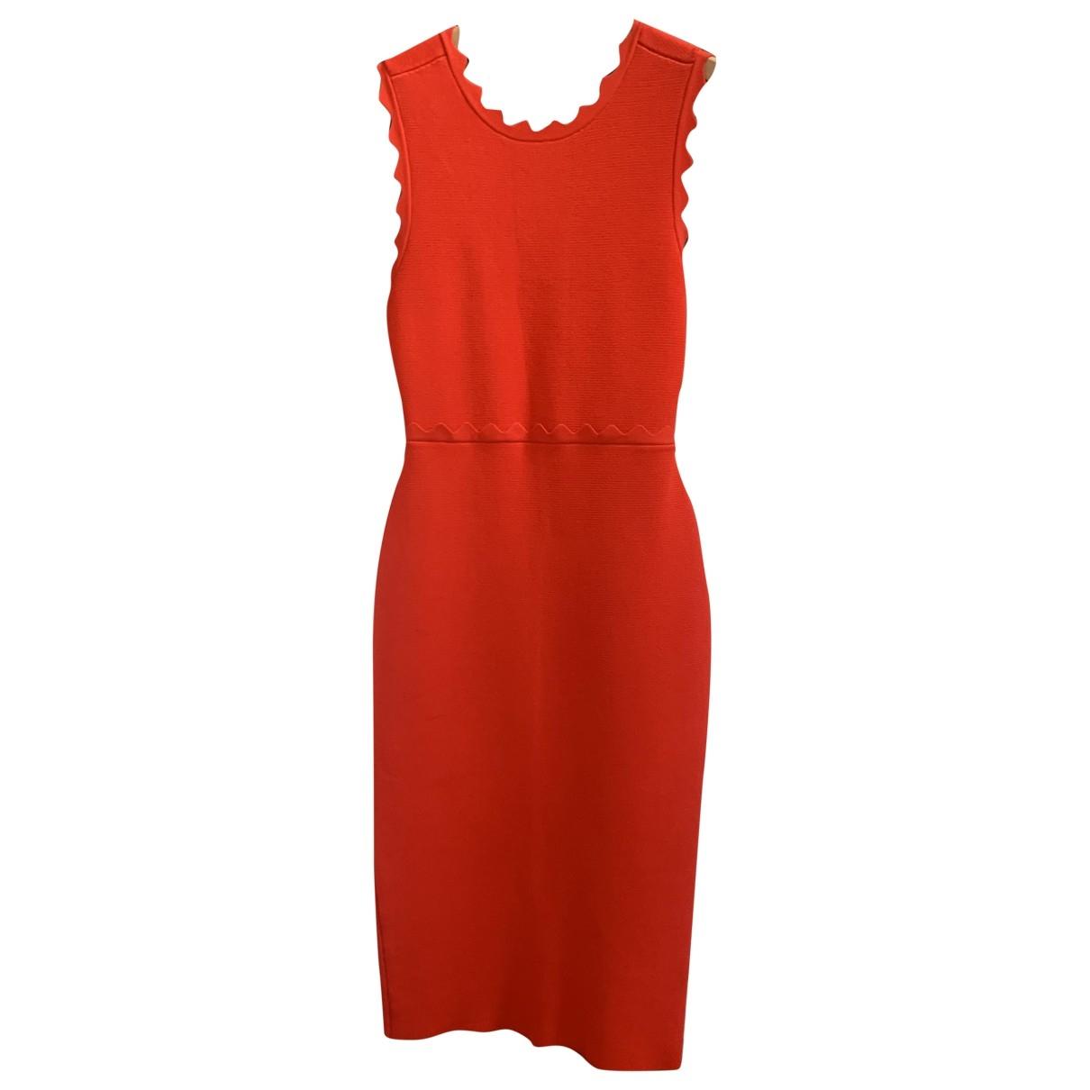 A.l.c - Robe   pour femme - rouge