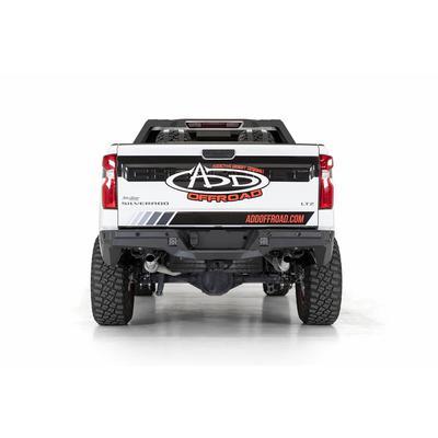 Addictive Desert Designs Stealth Rear Bumper (Black) - R447711280103