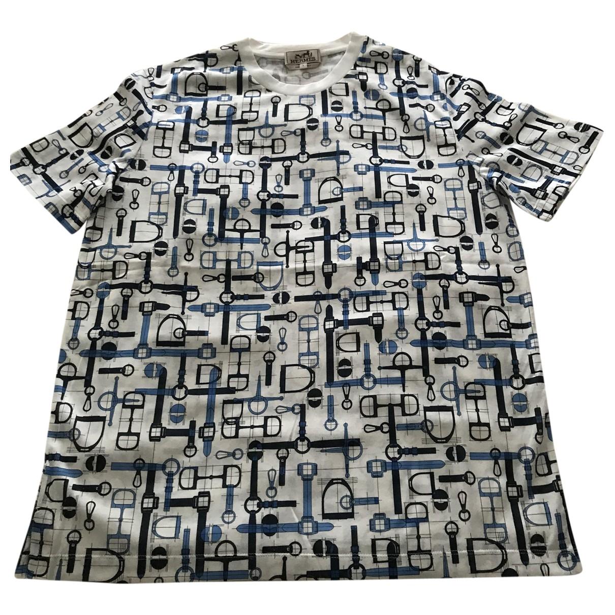 Hermes \N T-Shirts in  Bunt Baumwolle