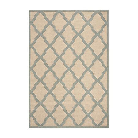 Safavieh Linden Collection Neasa Geometric Area Rug, One Size , Multiple Colors