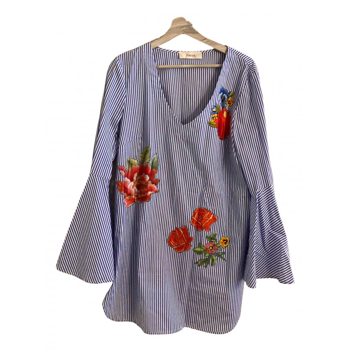 Jucca N Multicolour Cotton  top for Women 46 IT