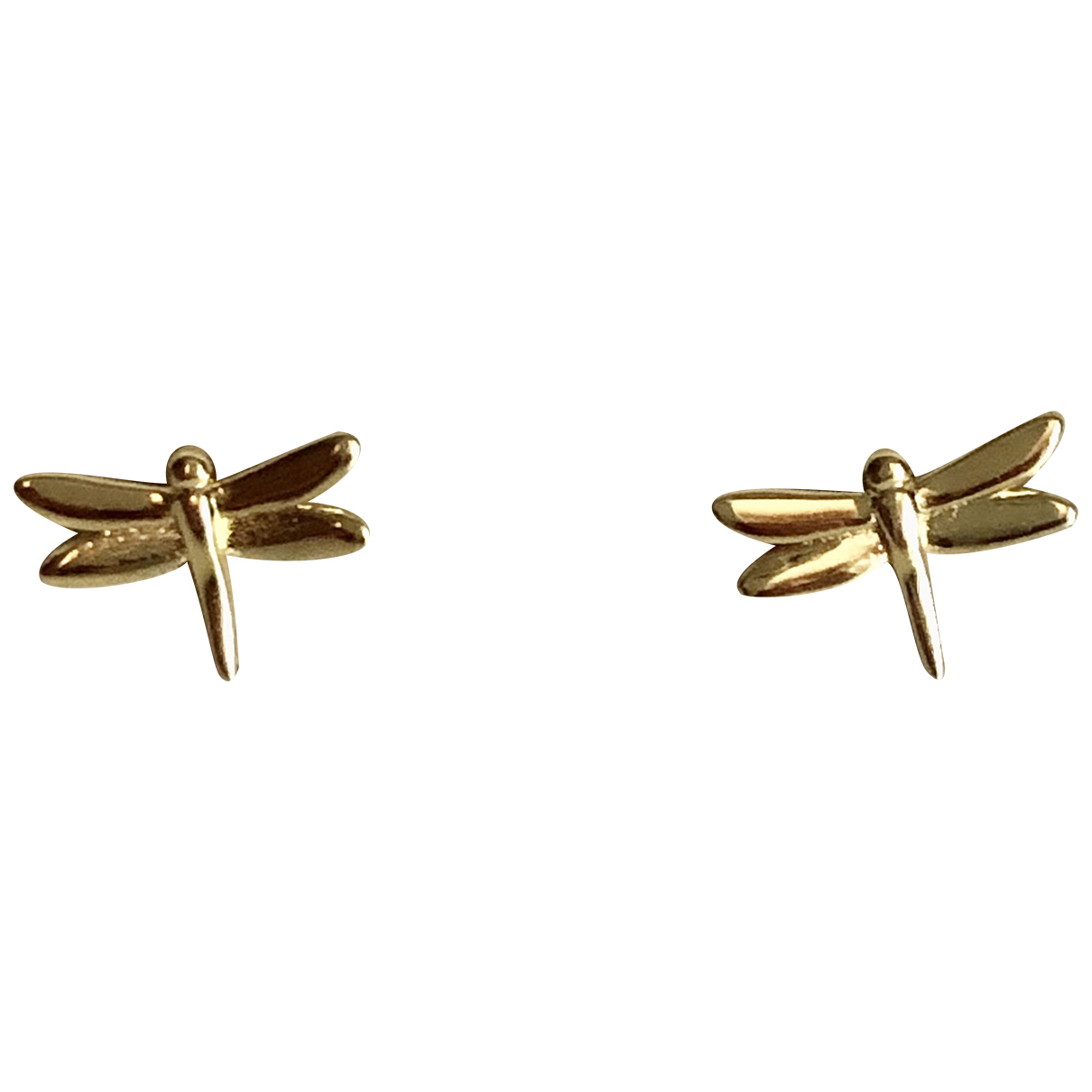 Anthropologie N Gold Gold plated Earrings for Women N