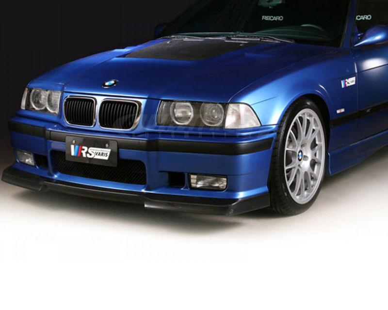 Varis VAB-3602 Carbon Steel Front Spoiler BMW E36 M3 92-99