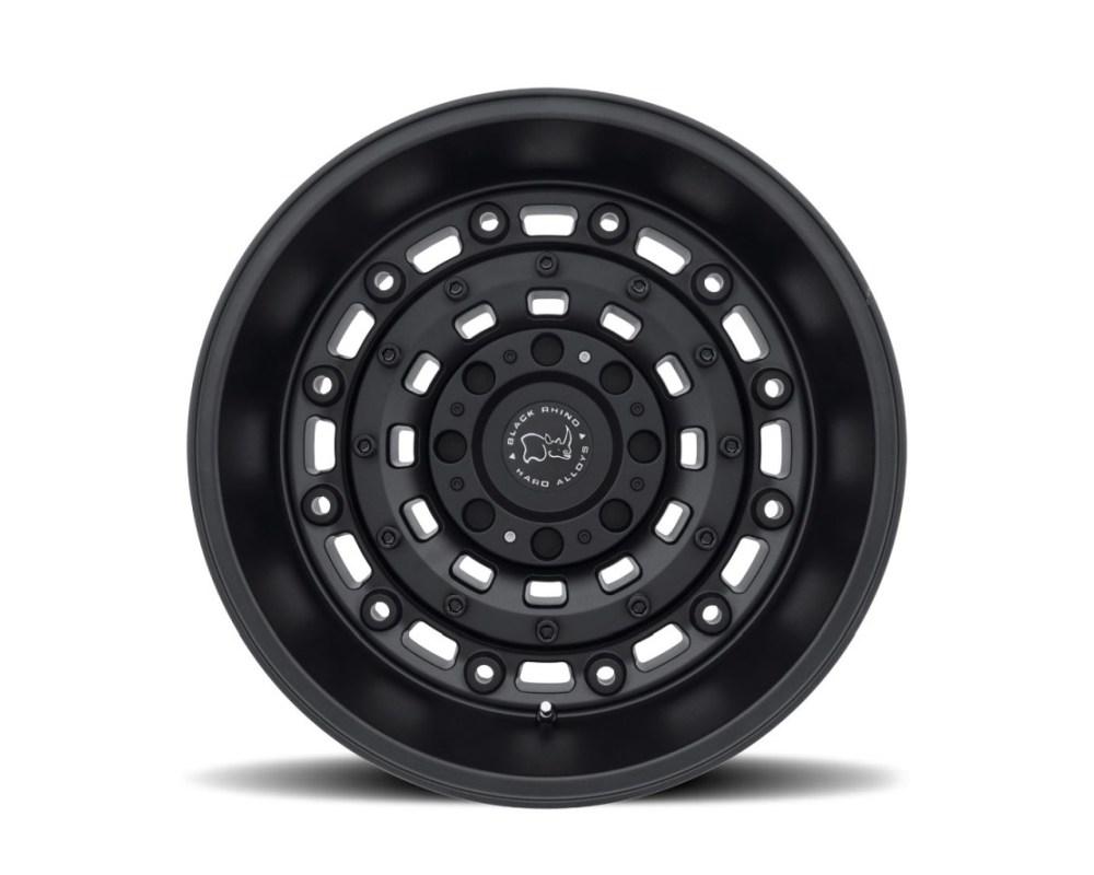 Black Rhino Arsenal Wheel 17x9.5 6x135 12mm Texture Matte Black