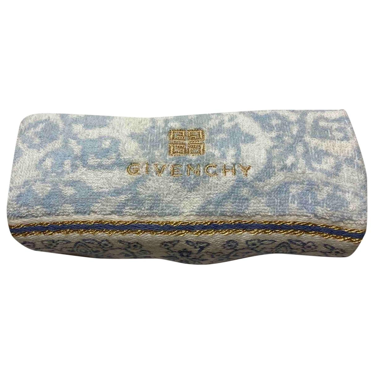 Givenchy - Linge de maison   pour lifestyle en coton - bleu