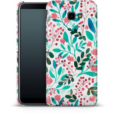 Samsung Galaxy J4 Plus Smartphone Huelle - Bright Foliage  von Iisa Monttinen
