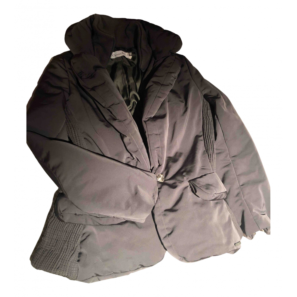Baby Dior N Black jacket & coat for Kids 12 years - XS