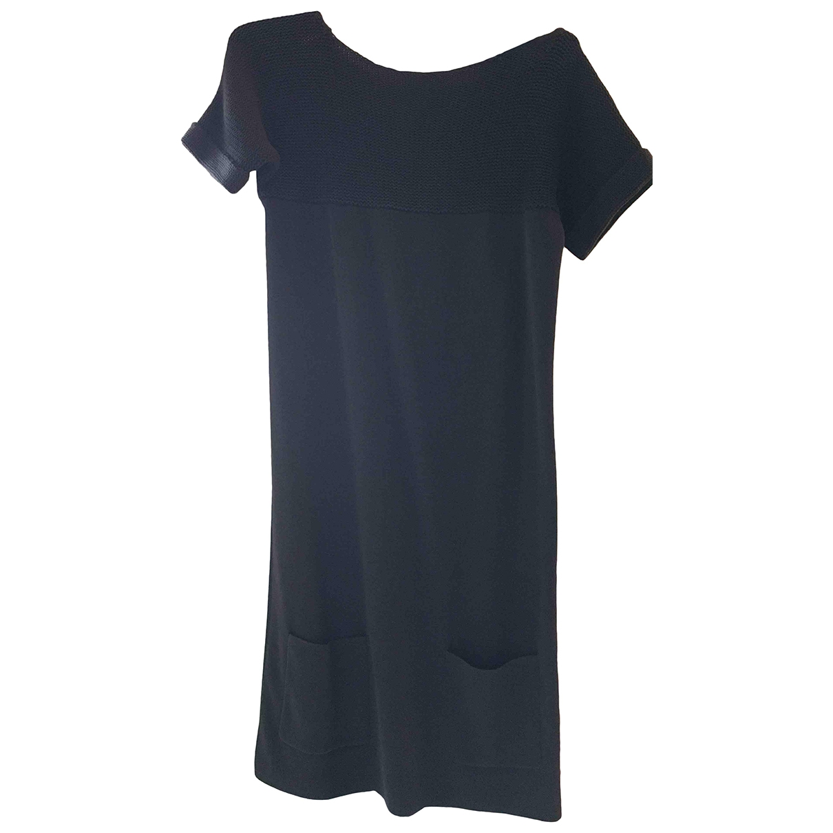 Sonia By Sonia Rykiel \N Anthracite Cotton dress for Women 36 FR