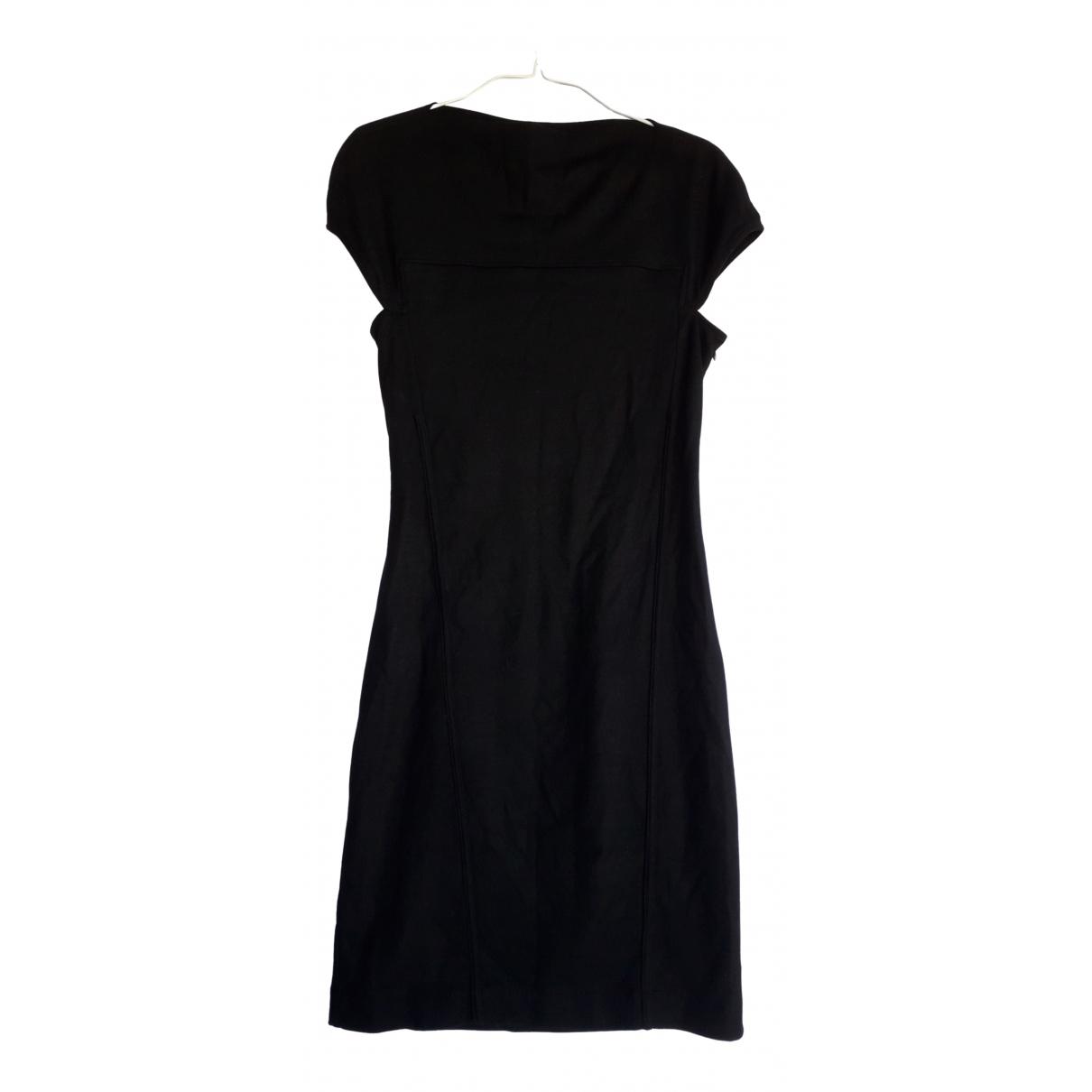 Givenchy \N Kleid in  Schwarz Wolle