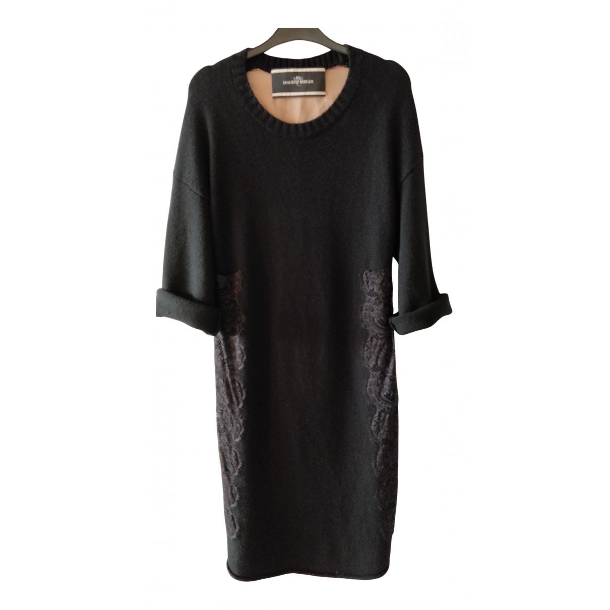 By Malene Birger N Black Wool dress for Women S International