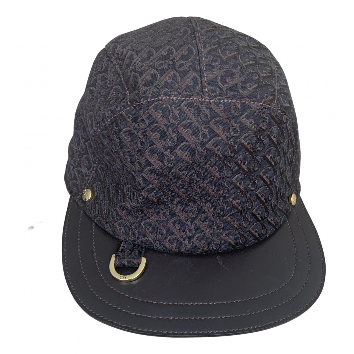 Dior \N Brown Cloth hat for Women 57 cm