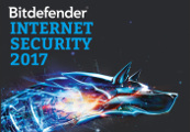 Bitdefender Internet Security 2017 Key (1 Year / 1 PC)