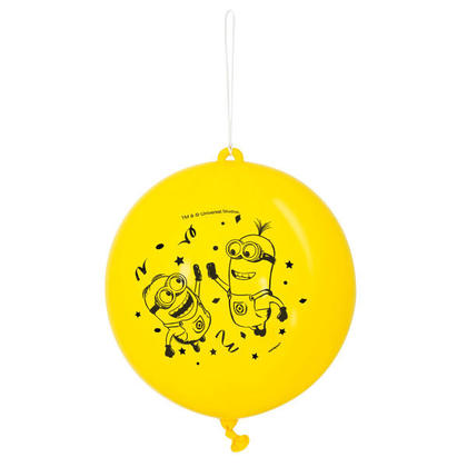 2 Punch Balloons For Birthday Party