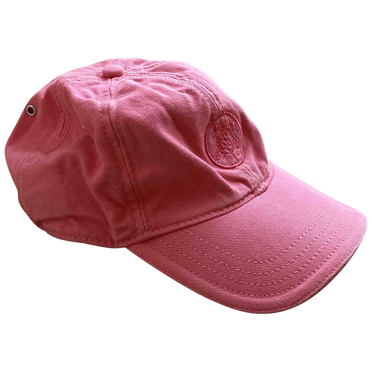 Vilebrequin - Chapeau & Bonnets   pour homme en coton - rose