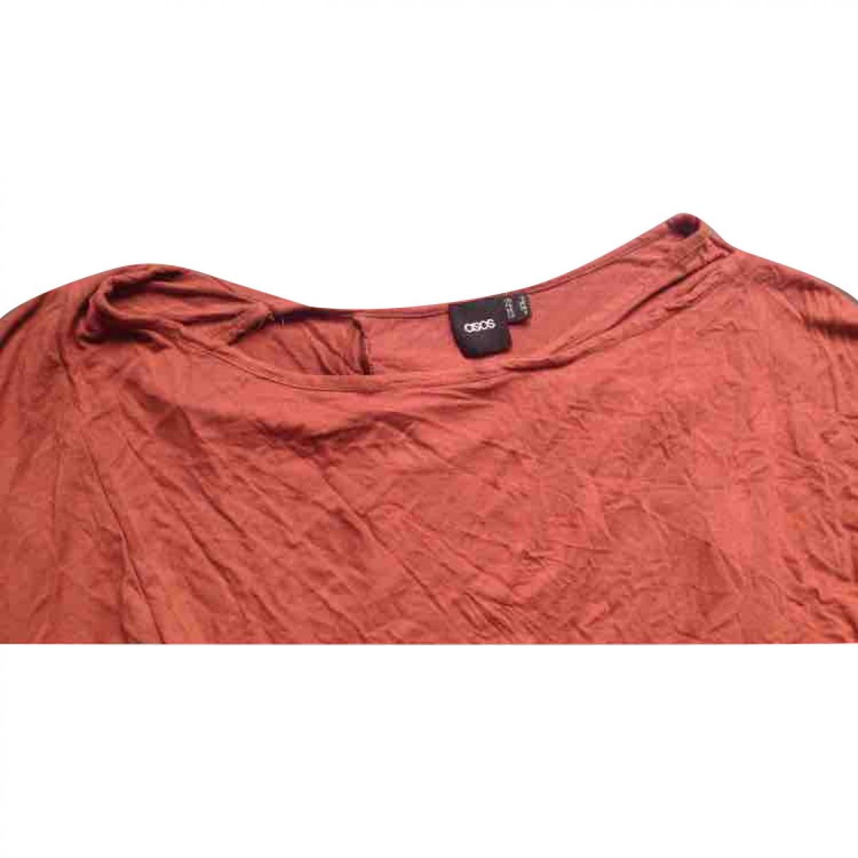 Asos - Top   pour femme - orange