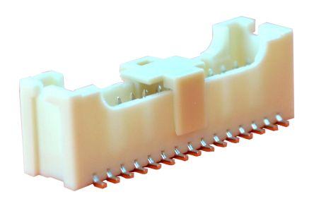 JST , PUD, 30 Way, 2 Row, Straight PCB Header (2)