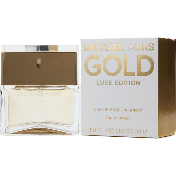 Michael Kors - Gold Luxe Edition : Eau de Parfum Spray 1 Oz / 30 ml