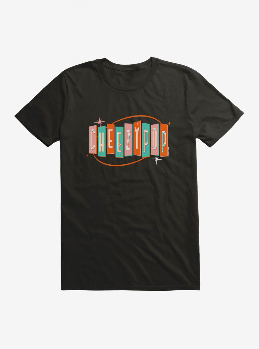 BL Creators: mrcheezypop Retro Cheezypop Sign T-Shirt