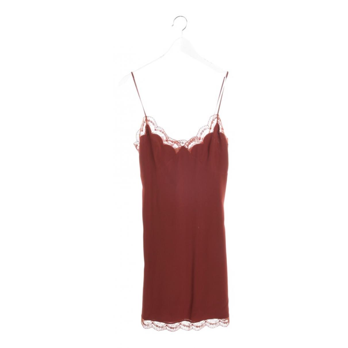 Vestido de Seda Chloe