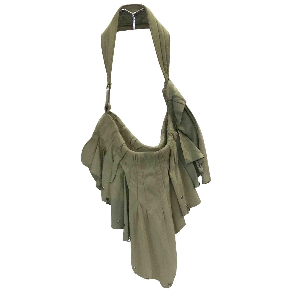 Stella Mccartney \N Beige Cloth handbag for Women \N