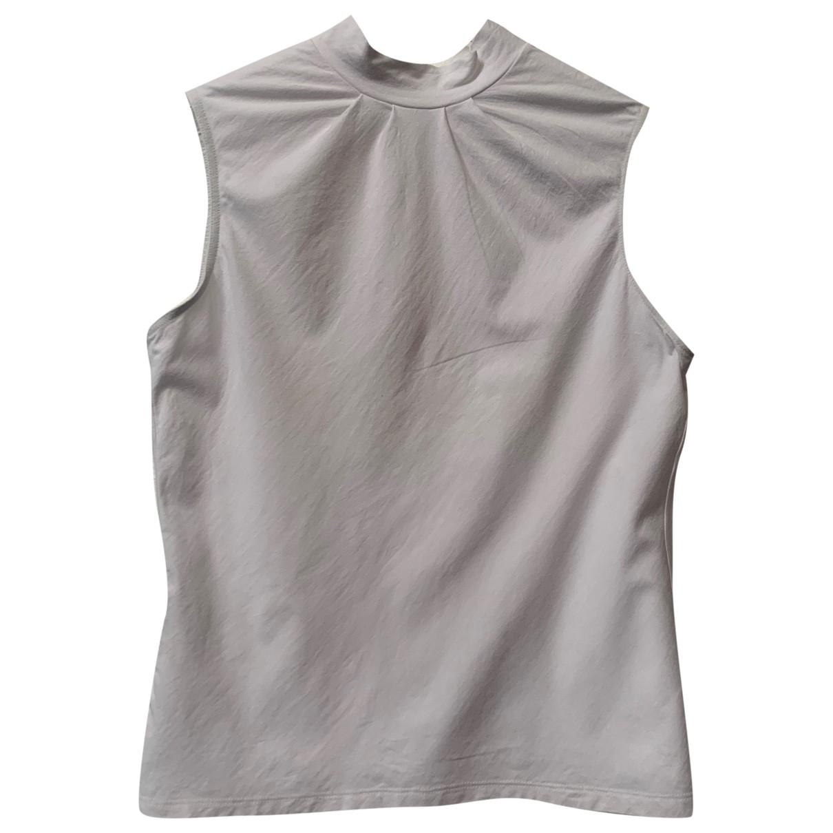 Miu Miu \N White Cotton  top for Women L International