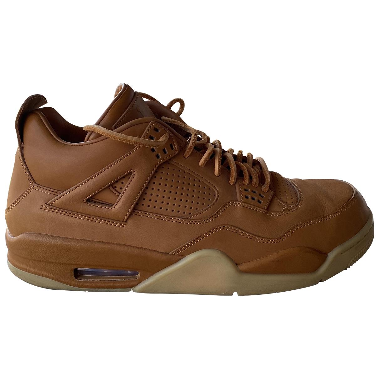 Jordan Air Jordan 6  Sneakers in  Kamel Leder