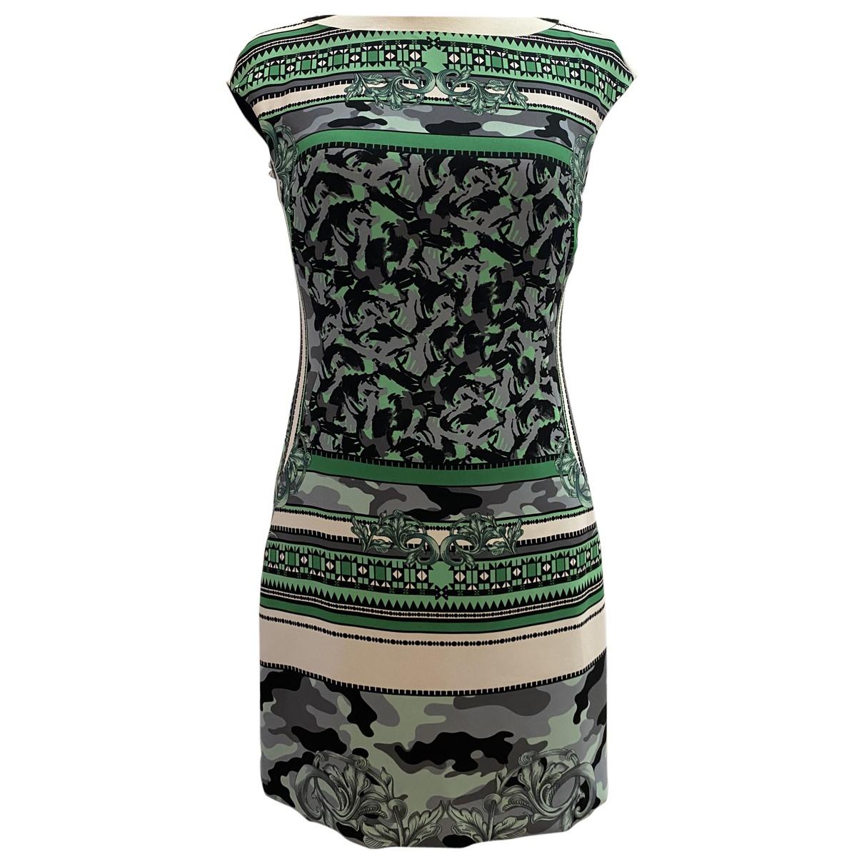 Versace \N Kleid in  Bunt Polyester
