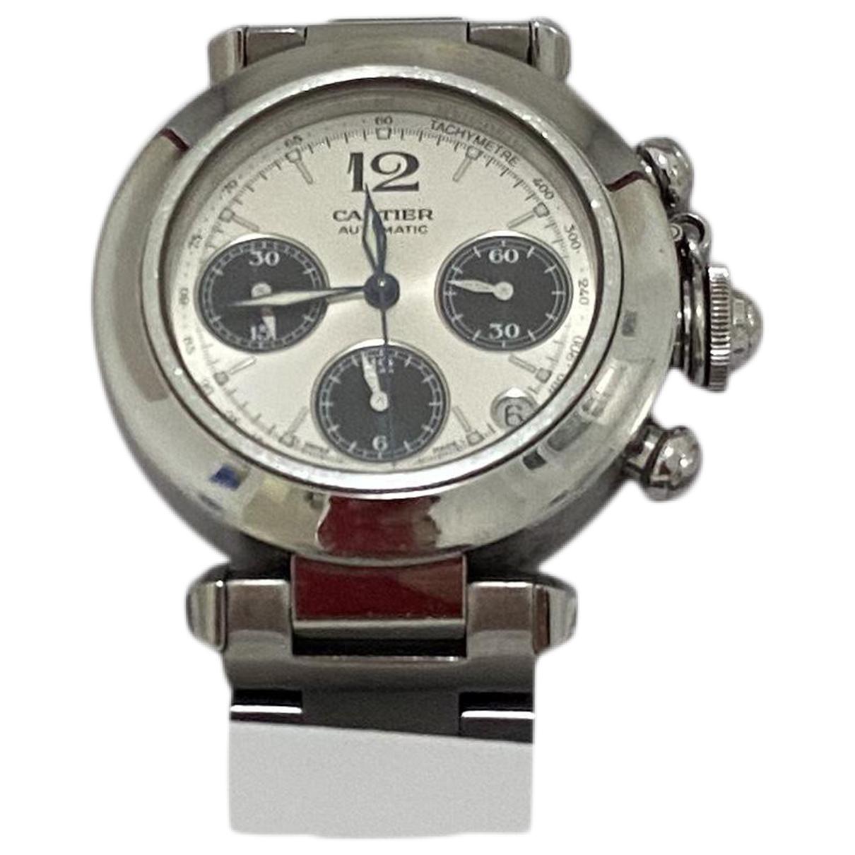Reloj Pasha Chronographe Cartier