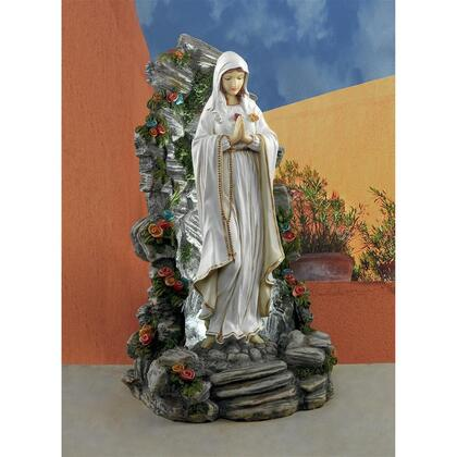 KY909 Blessed Virgin Mary Illuminated
