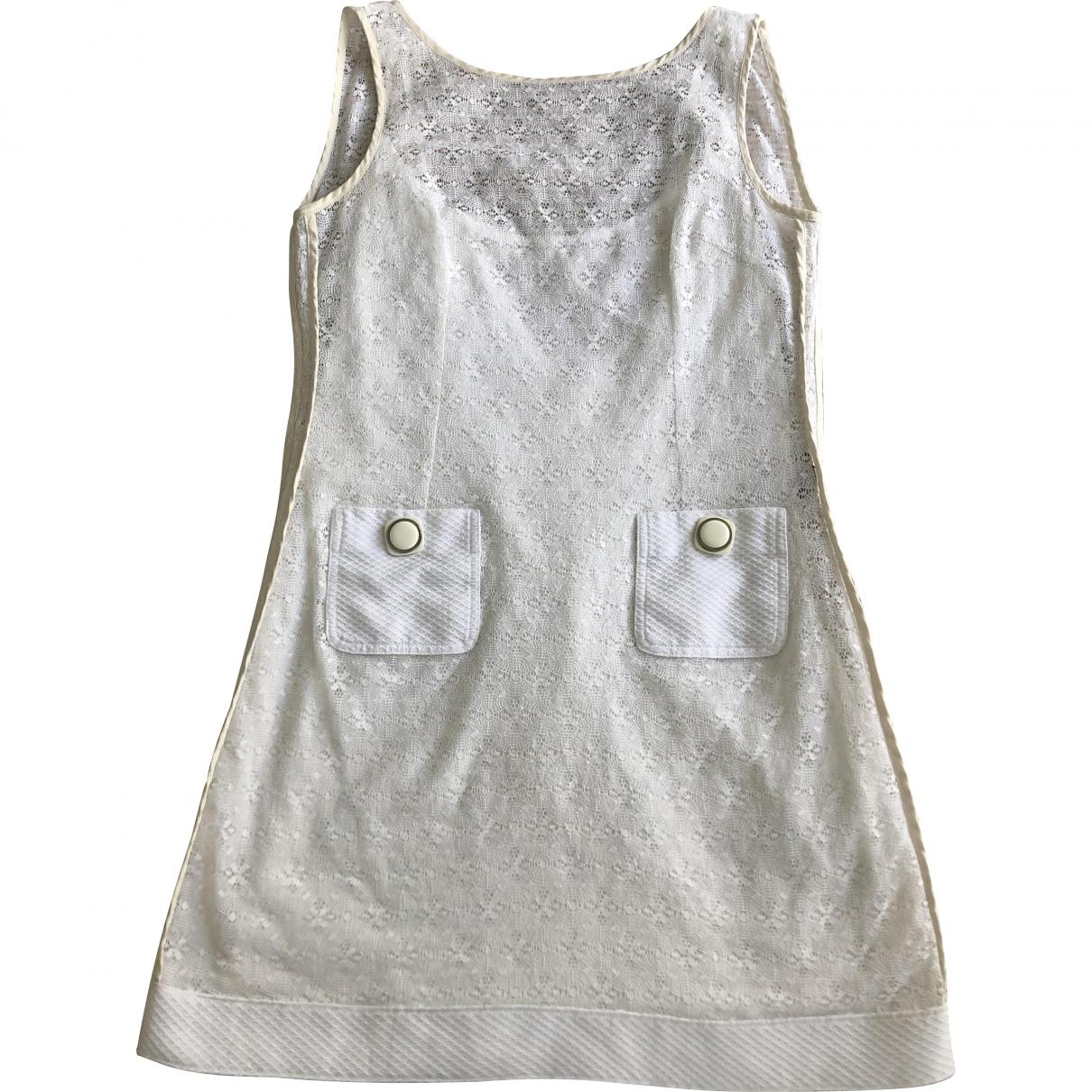 Dolce & Gabbana \N White dress for Women 40 IT
