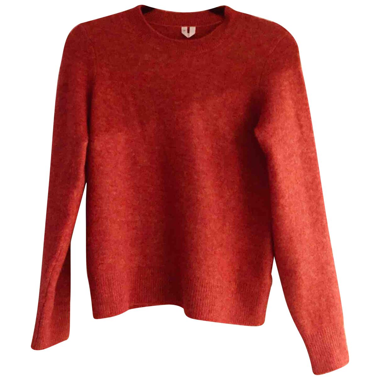 Arket \N Pullover in  Orange Wolle