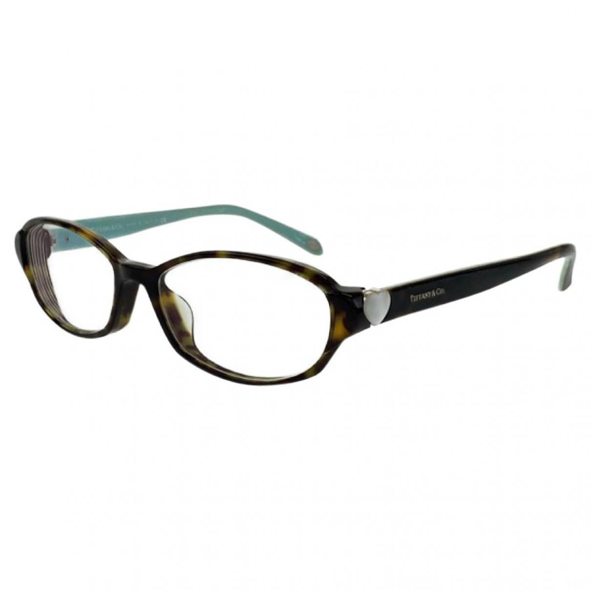 Tiffany & Co \N Black Sunglasses for Women \N