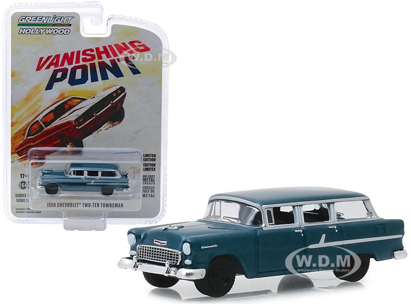 1955 Chevrolet Two-Ten Townsman Dark Blue