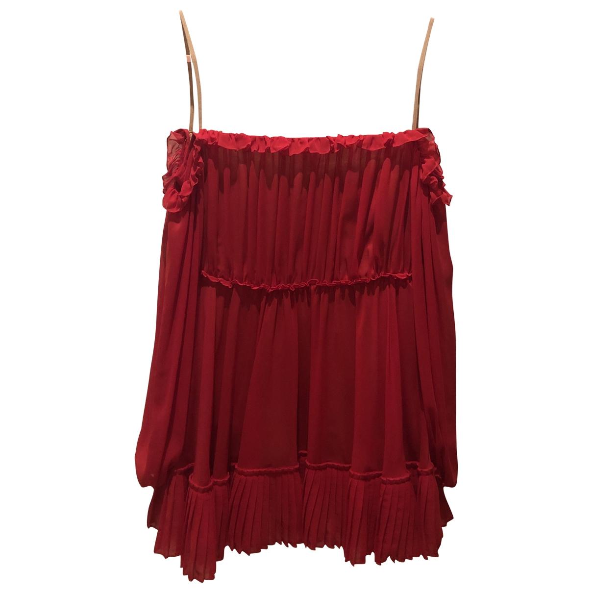 Mini vestido de Seda Giambattista Valli X H&m