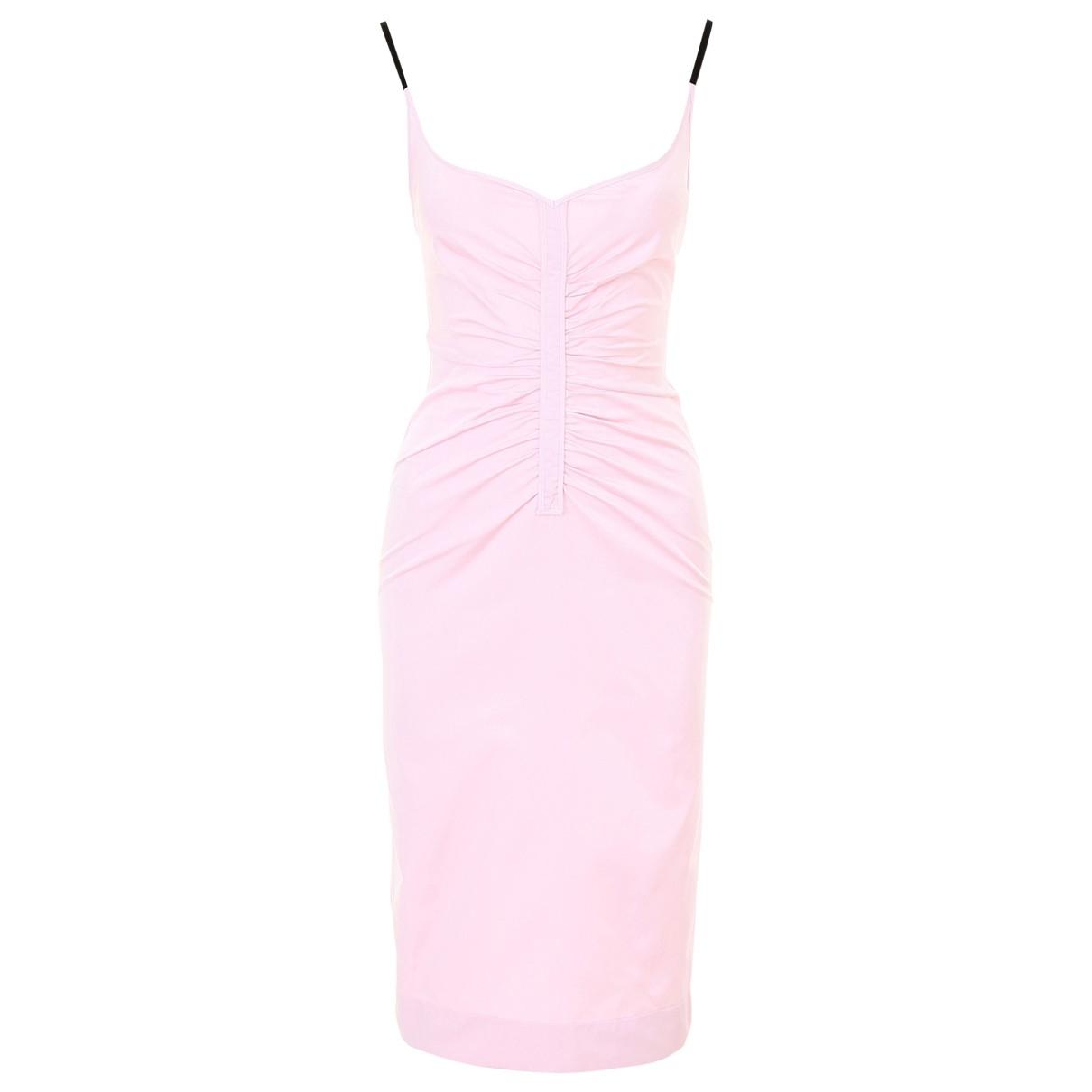 N°21 \N Pink dress for Women 38 IT