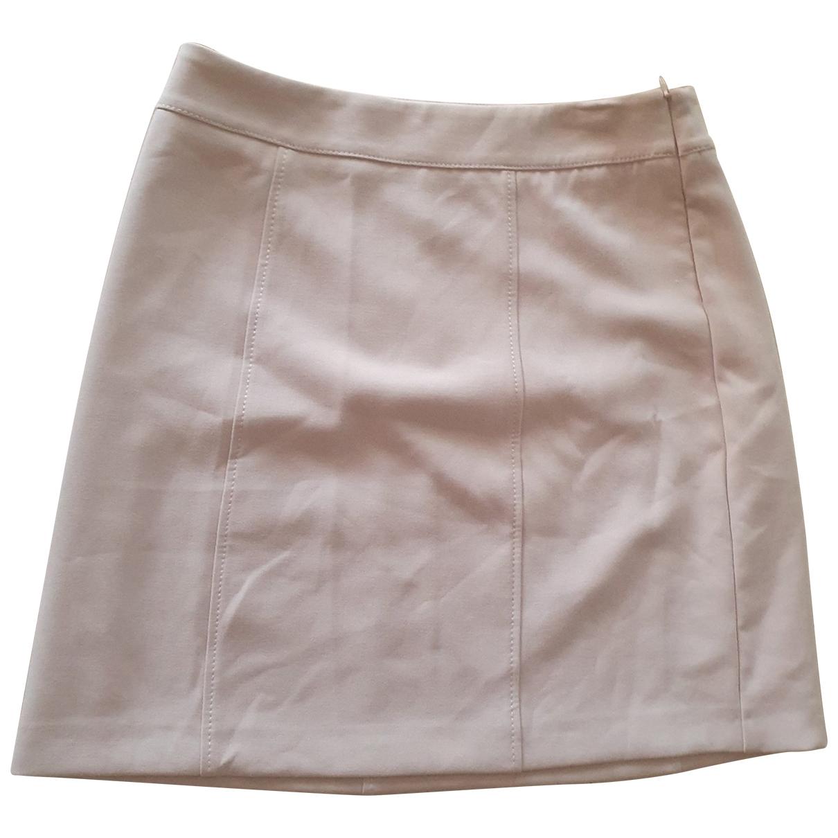 Marella \N Beige skirt for Women 42 IT