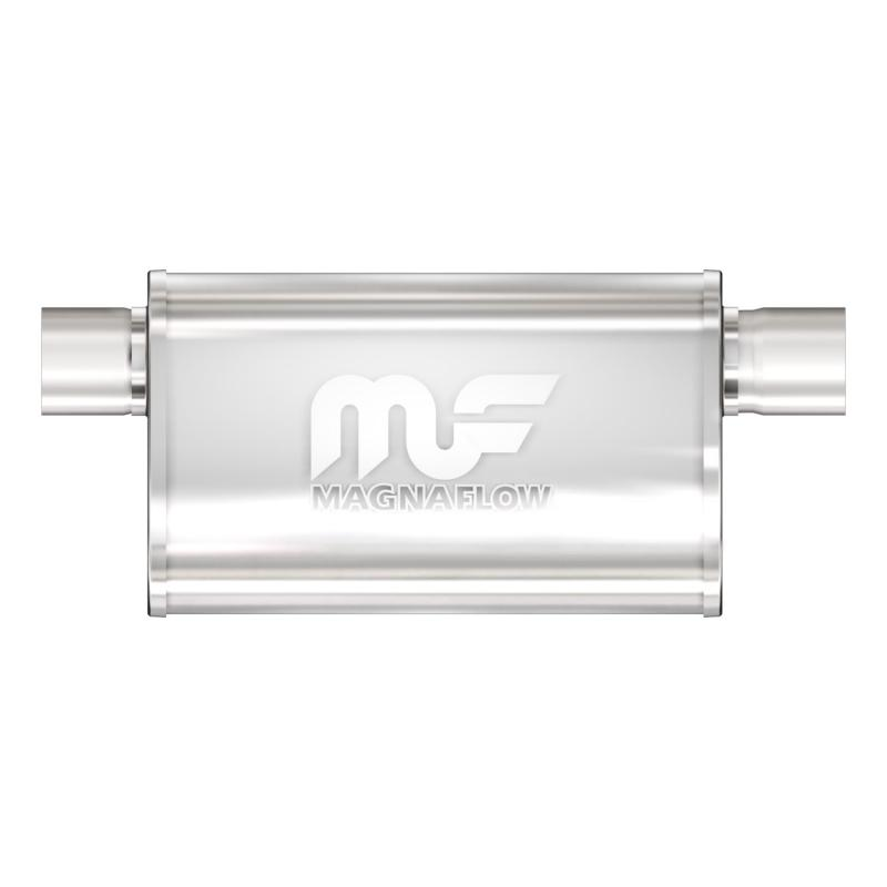 MagnaFlow 14211 Exhaust Products Universal Performance Muffler - 2.5/2.5