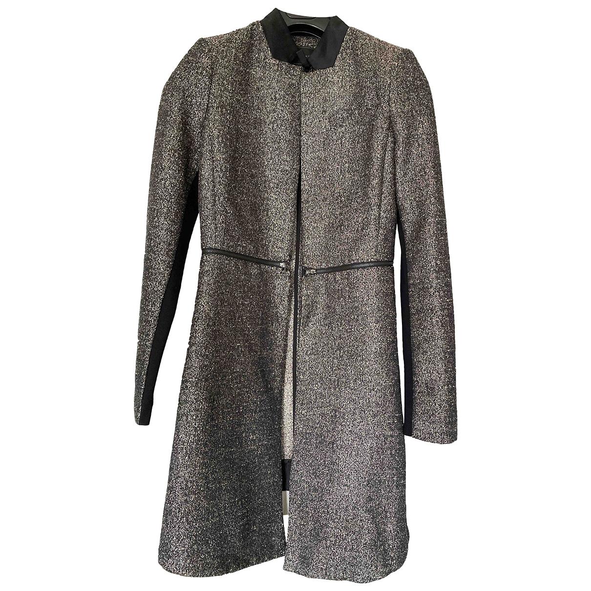 Bcbg Max Azria \N Gold coat for Women 36 FR