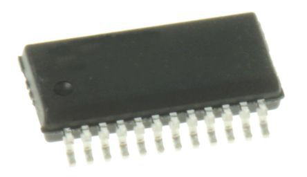 Maxim Integrated MAX1231BEEG+, 12 bit ADC 16-Channel Differential, Single Ended Input, 24-Pin QSOP (50)