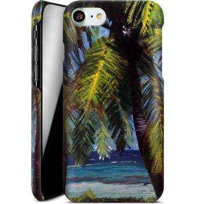 Apple iPhone 8 Smartphone Huelle - Palms von Kaitlyn Parker