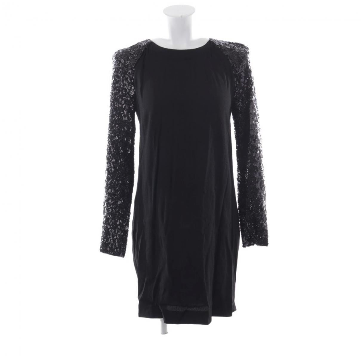 By Malene Birger \N Black Cotton dress for Women 36 FR
